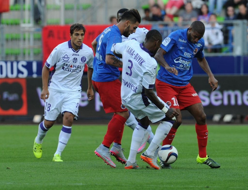 Caen - Toulouse Betting Tips
