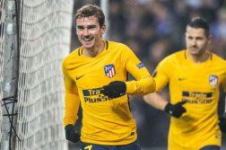 Europa League Lokomotiv Moscow - Atlético Madrid