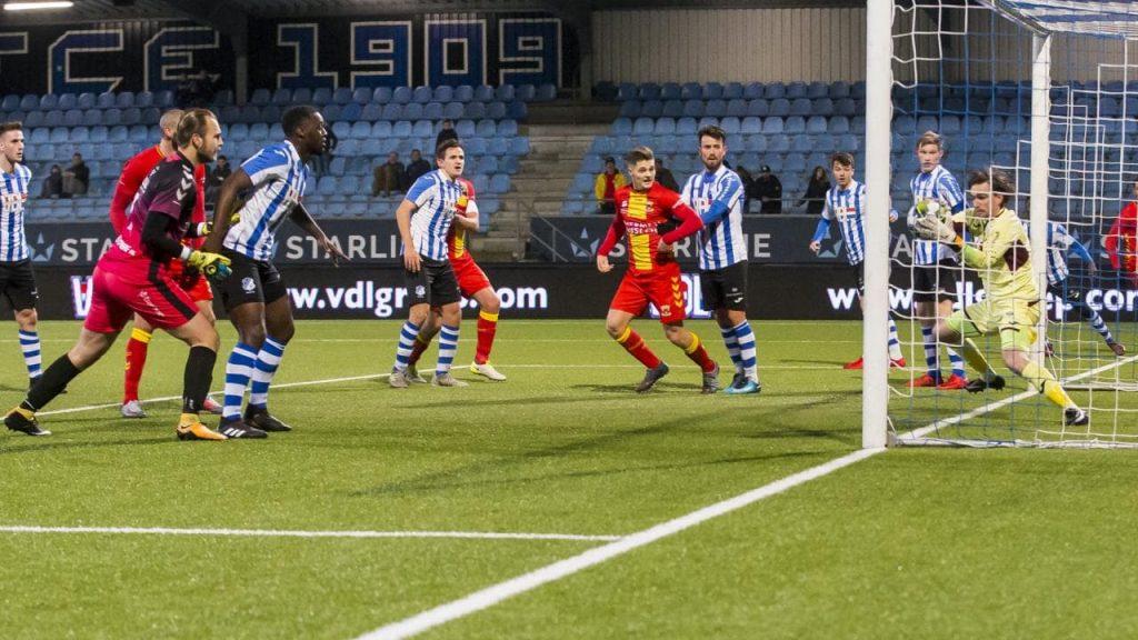 Ahead Eagles - Eindhoven Soccer Prediction