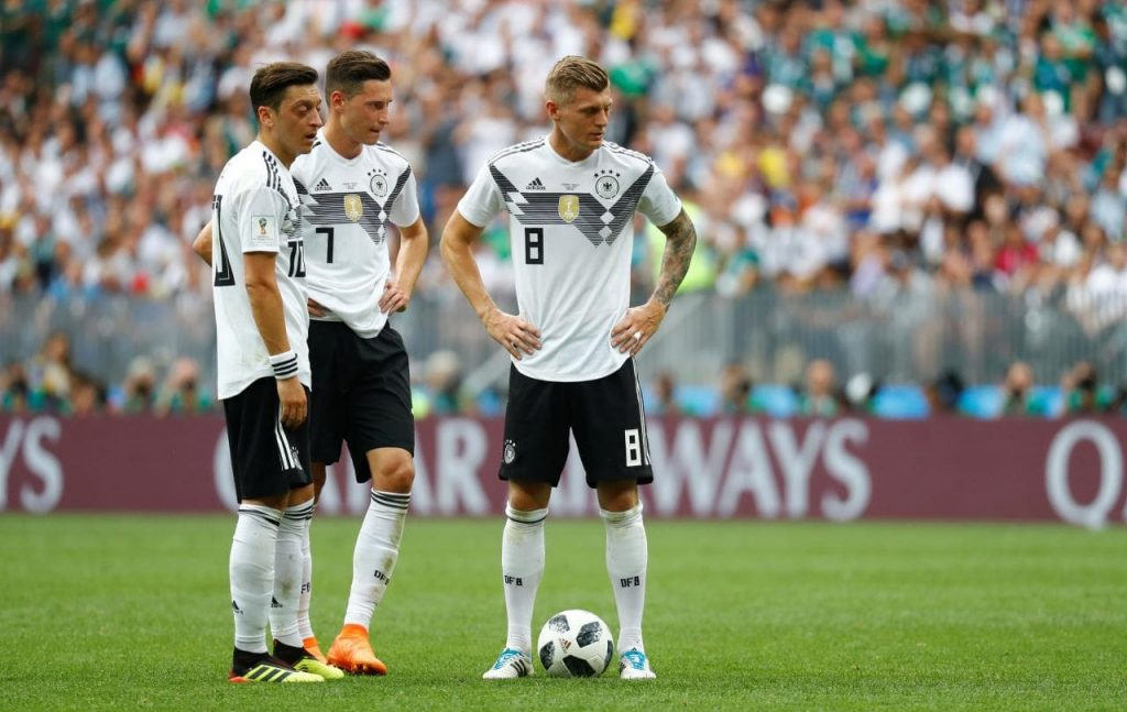 World Cup Tips Germany - Sweden