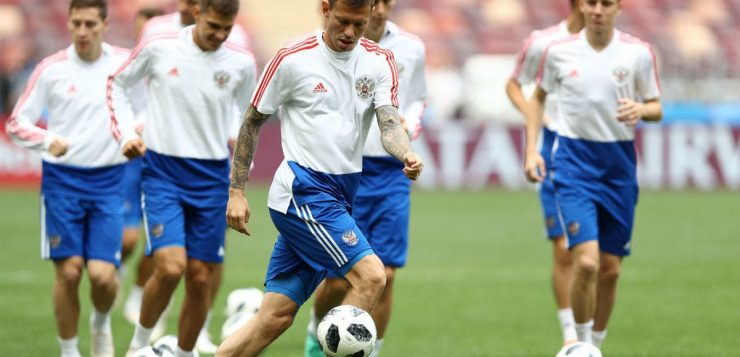 Russia - Saudi Arabia World Cup Tips
