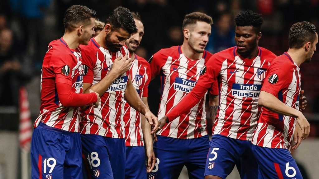 Football Tips Atletico Madrid vs Inter
