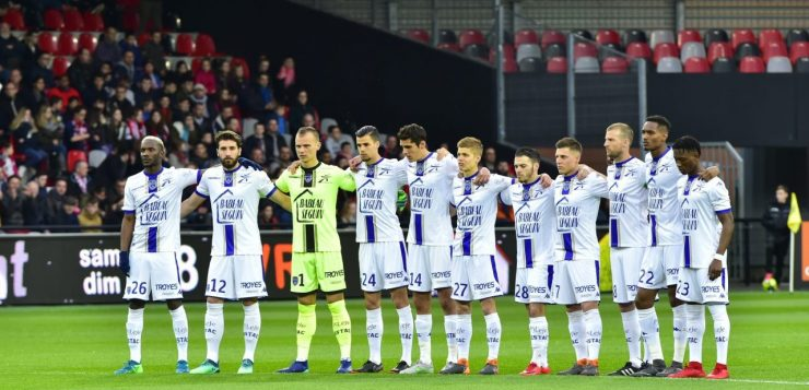 Football Tips Estac Troyes vs AS Béziers