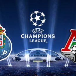 Champions League Porto vs FC Lokomotiv Moscow