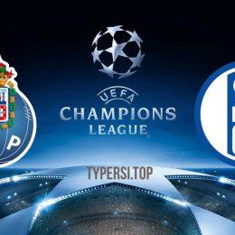 Porto vs Schalke Champions League