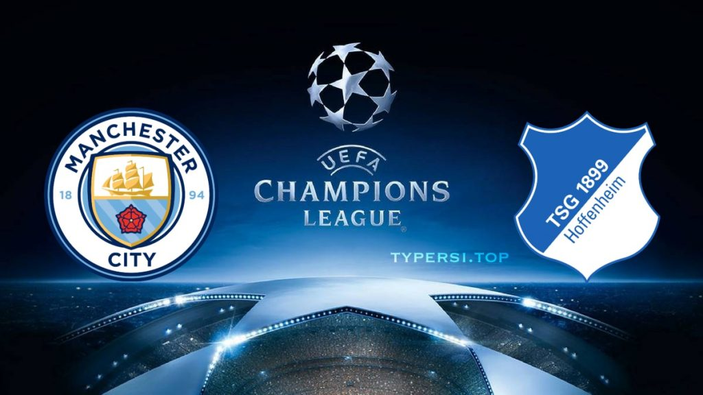 Manchester City vs Hoffenheim Champions League