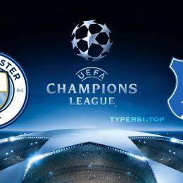 Manchester City vs Hoffenheim Champions League