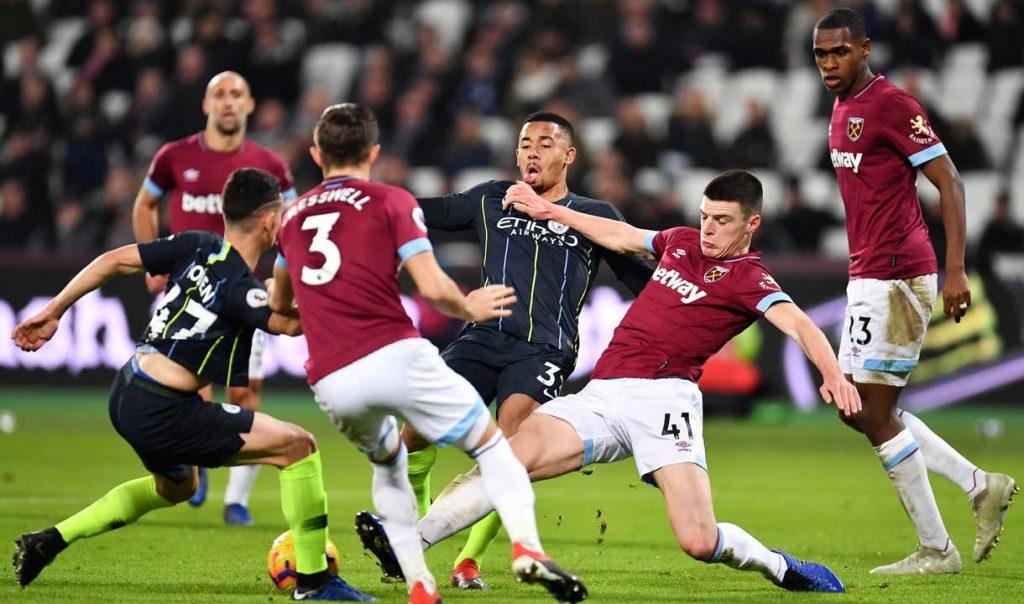 Manchester City vs West Ham Betting Tips