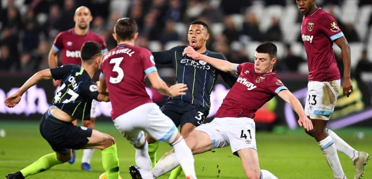Manchester City vs West Ham Betting Tips