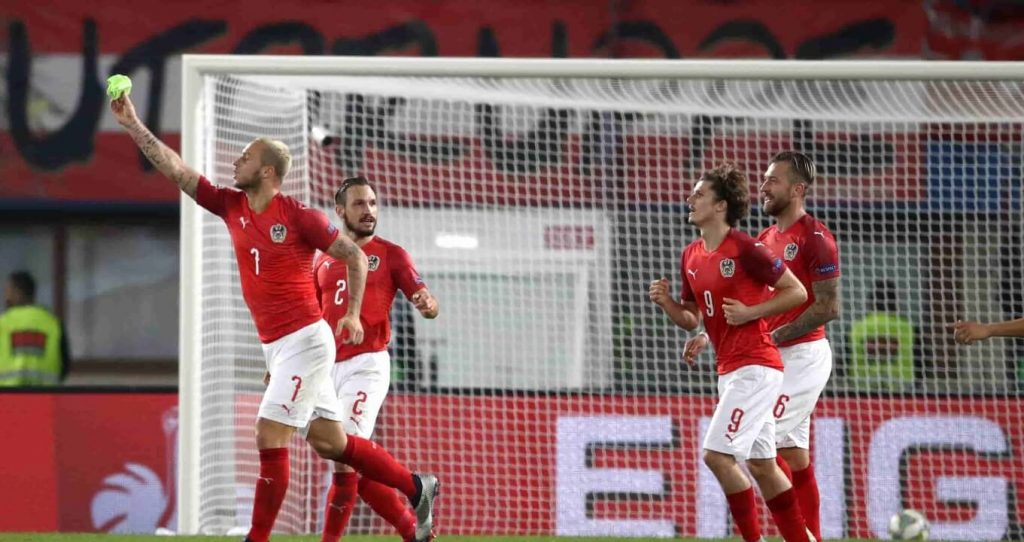 Austria vs Slovenia Betting Tips