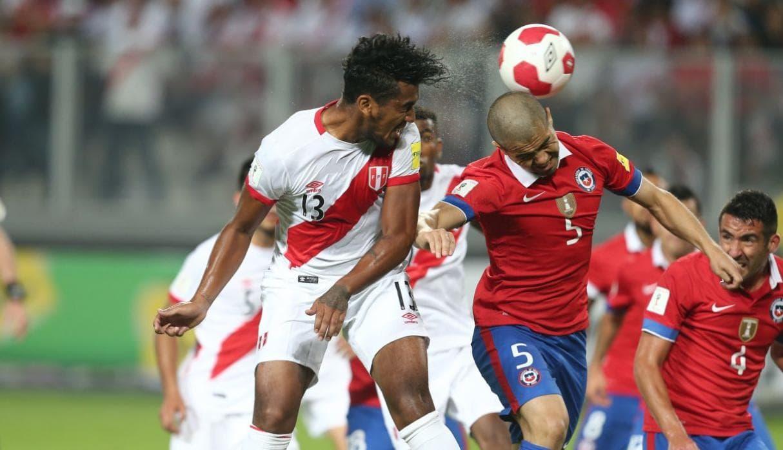 Chile Vs Peru