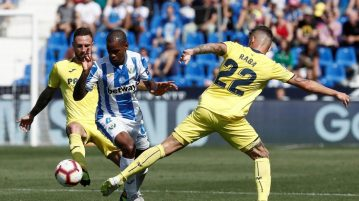 Leganes vs Villarreal Soccer Betting Tips