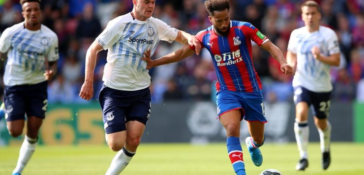 Everton vs Crystal Palace Free Betting Tips