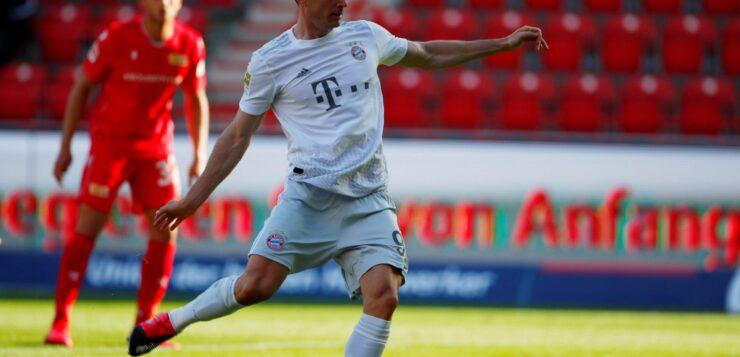 Bayern vs Frankfurt Free Betting Tips