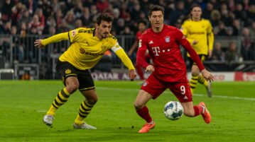 Borussia Dortmund vs Bayern Munich Free Betting Tips