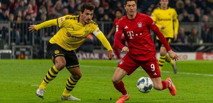 Borussia Dortmund vs Bayern Munich Free Betting Tips