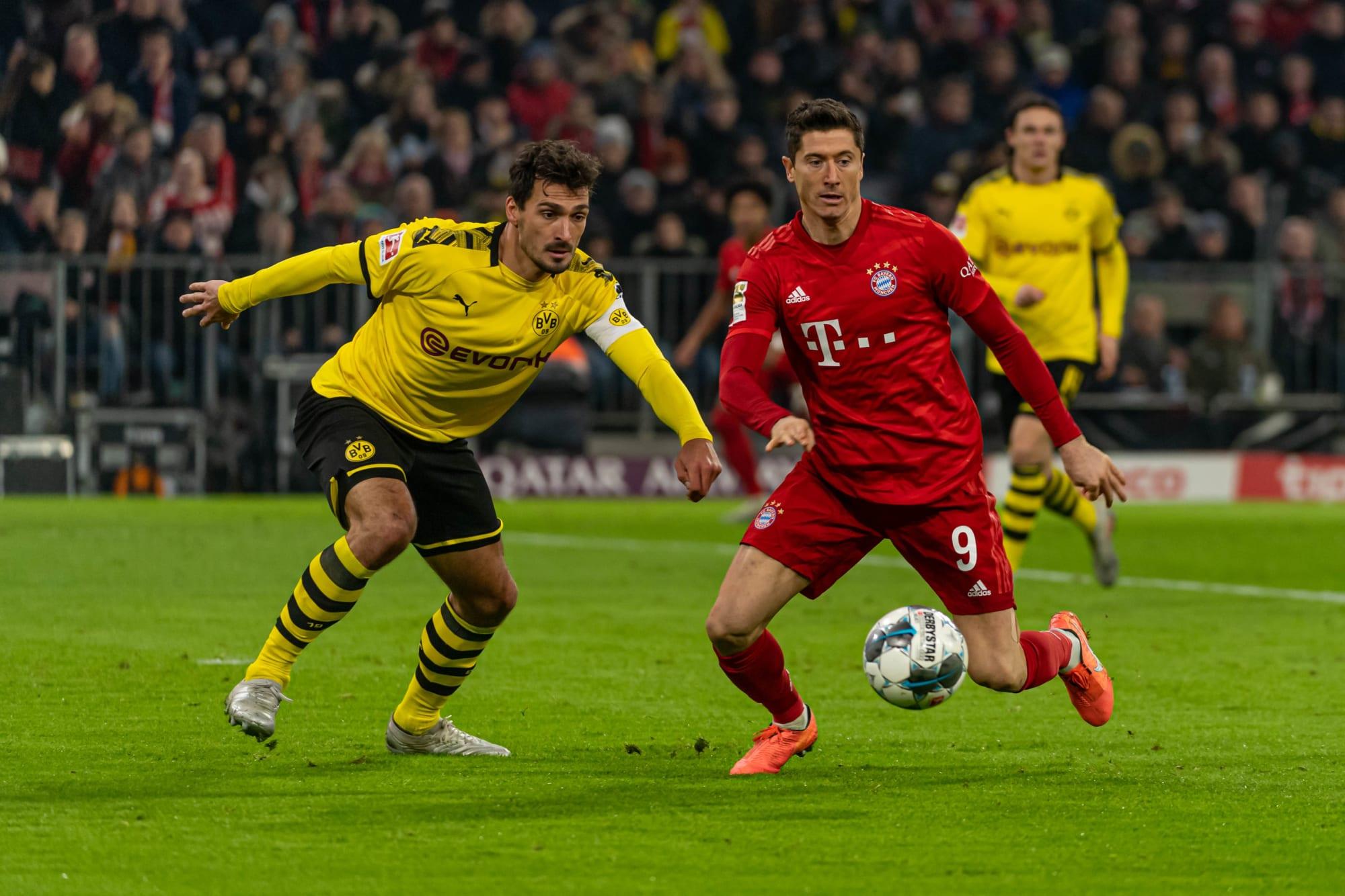MГјnchen Vs Dortmund