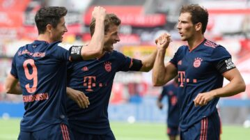 Bayern Munich vs Borussia Gladbach Free Betting Prediction